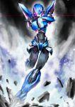 1girl arcee autobot mecha_girl oberon826 transformers transformers_prime