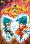 dragon_ball dragon_ball_super dragonball_z frieza golden_frieza son_gokuu super_saiyan_blue vegeta
