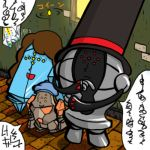 hat monster nintendo no_humans pokemon pokemon_(game) professor_layton regice regirock registeel