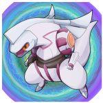 chibi claws dragon monster nintendo no_humans palkia pokemon pokemon_(game)