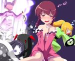 madotsuki monoe monoko poniko rapama simple_background tagme uboa yume_nikki