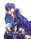 1boy 1girl blue_eyes blue_hair boooo-im closed_eyes cute female fire_emblem fire_emblem:_kakusei fire_emblem:_monshou_no_nazo great_grandfather_and_great_granddaughter incest intelligent_systems long_hair love lucina lucina_(fire_emblem) marth marth_(fire_emblem) nintendo sleeping smile super_smash_bros. tiara