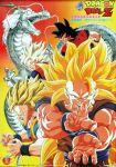 anime_fair dragon dragon_ball dragonball_z evolution oldschool shenron son_gokuu super_saiyan super_saiyan_2 super_saiyan_3 yamamuro_tadayoshi