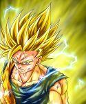 dragon_ball dragonball_z son_gokuu super_saiyan super_saiyan_2