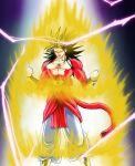 broly dragon_ball dragonball_z super_saiyan super_saiyan_4