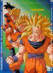 dragon_ball dragonball_z evolution son_gokuu super_saiyan super_saiyan_2 super_saiyan_3 yamamuro_tadayoshi