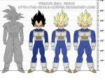 2nd_grade_super_saiyan character_sheet dragon_ball dragonball_z size_chart son_gokuu super_saiyan the-devils-corpse_(artist) vegeta
