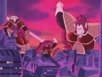 90s animated animated_gif ape destruction dragon_ball dragonball_z monster no_humans oozaru red_eyes