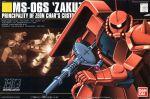character_name gun gundam mecha mobile_suit_gundam official_art rx-78-2 scan shield shino_masanori stats weapon zaku zaku_ii zaku_ii_s_char_custom