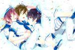 3boys akekure child free! male_focus matsuoka_rin multiple_boys nanase_haruka_(free!) tachibana_makoto tagme