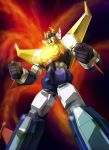 solo space super_robot trider_g7 trider_g7_(robot) zouni_(xavier)