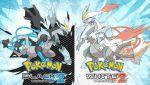 10s black_kyurem kyurem official_art pokemon pokemon_(game) pokemon_bw2 white_kyurem