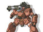80s guncannon guncannon_mp_type gundam gundam_0080 mecha yuukutobania