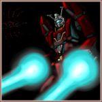 densetsu_kyojin_ideon gando_rowa ideon lowres mecha space_craft