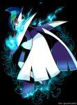 10s gallade mega_gallade mega_pokemon no_humans pokemon pokemon_(game) pokemon_oras