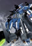 genion glowing mecha no_humans super_robot_wars super_robot_wars_z super_robot_wars_z3 tomotsuka_haruomi