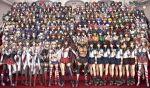 6+girls :d :o absolutely_everyone abukuma_(kantai_collection) adjusting_glasses ahoge akagi_(kantai_collection) akashi_(kantai_collection) akatsuki_(kantai_collection) akebono_(kantai_collection) akigumo_(kantai_collection) akitsu_maru_(kantai_collection) amatsukaze_(kantai_collection) anchor ankle_boots aoba_(kantai_collection) aqua_skirt arare_(kantai_collection) arashio_(kantai_collection) arm_up asashio_(kantai_collection) ashigara_(kantai_collection) atago_(kantai_collection) ayanami_(kantai_collection) bad_id bandage beret bismarck_(kantai_collection) black_gloves black_legwear black_skirt blonde_hair blue_eyes blue_hair blue_skirt boots bottomless bowl breasts brown_boots brown_eyes brown_hair budget_sarashi character_request chikuma_(kantai_collection) chitose_(kantai_collection) chiyoda_(kantai_collection) chopsticks choukai_(kantai_collection) cleavage closed_eyes clothes_writing crossed_arms dark_skin double_bun dress eating everyone eyepatch flower folded_ponytail frilled_skirt frills frown fubuki_(kantai_collection) fumizuki_(kantai_collection) furutaka_(kantai_collection) fusou_(kantai_collection) glasses gloves graf_zeppelin_(kantai_collection) green_eyes green_hair grey_boots grey_eyes grin haguro_(kantai_collection) hair_flaps hair_flower hair_ornament hair_ribbon hairband hand_on_hip harem haruna_(kantai_collection) hat hatsuharu_(kantai_collection) hatsukaze_(kantai_collection) hatsushimo_(kantai_collection) hatsuyuki_(kantai_collection) headband headgear hibiki_(kantai_collection) hiei_(kantai_collection) highres hiyohiyo hiyou_(kantai_collection) holding houshou_(kantai_collection) i-168_(kantai_collection) i-19_(kantai_collection) i-58_(kantai_collection) i-8_(kantai_collection) ikazuchi_(kantai_collection) inazuma_(kantai_collection) indoors isonami_(kantai_collection) isuzu_(kantai_collection) jintsuu_(kantai_collection) jun'you_(kantai_collection) kaga_(kantai_collection) kagerou_(kantai_collection) kako_(kantai_collection) kantai_collection