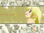 hidamari_sketch jpeg_artifacts miyako photoshop wallpaper watermark