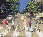 6+girls abbey_road album_cover car cover cover_page crossover crosswalk ground_vehicle hair_slicked_back hakubi_washuu jpeg_artifacts kuramitsu_mihoshi makibi_kiyone masaki_aeka_jurai masaki_sasami_jurai mother_and_daughter motor_vehicle multiple_girls official_art pantyhose parody ponytail road ryouko_(tenchi_muyou!) shorts spiky_hair street tenchi_muyou! tenchi_muyou!_uchuu_hen the_beatles tree twintails vehicle volkswagen volkswagen_beetle