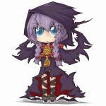 atlus bad_id braid chibi curse_maker hood reku rex_(artist) sekaiju_no_meikyuu twin_braids