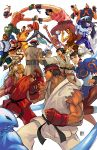 4girls 6+boys 90s alex_(street_fighter) bad_id breasts bun_cover capcom china_dress chinese_clothes chun-li cleavage dark_skin double_bun dougi dress dudley elena elena_(street_fighter) everyone everyone_fighting fighting gill gouki hip_vent hugo_andore ibuki_(street_fighter) ken_masters kicking large_breasts makoto_(street_fighter) medium_breasts multiple_boys multiple_girls muscle necro_(street_fighter) ninja oro oro_(street_fighter) pantyhose pelvic_curtain q_(street_fighter) remy remy_(street_fighter) robert_kim ryuu_(street_fighter) sean_matsuda street_fighter street_fighter_ii street_fighter_ii_(series) street_fighter_iii street_fighter_iii:_2nd_impact street_fighter_iii:_3rd_strike street_fighter_iii_(series) street_fighter_zero street_fighter_zero_(series) street_fighter_zero_3 twelve urien yun_lee
