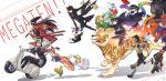 absurdres ara_mitama bag character_request company_connection crossover cu_chulainn_(megami_tensei) decarabia devil_summoner fairy fish gdon helmet highres hitoshura kurusu_akira kuzunoha_raidou mansu megami_tensei mokoi mokoi_(megami_tensei) monster monster_girl moped morgana_(persona_5) narukami_yuu oni_(megami_tensei) oumitsunu persona persona_4 persona_4_the_golden persona_5 pixie_(megami_tensei) raiho shin_megami_tensei shin_megami_tensei_iii:_nocturne shopping_bag sword tiger titania_(megami_tensei) weapon yoshitsune_(megami_tensei) yurlungur