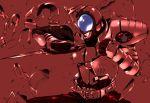 1boy armor belt compound_eyes dagger horn kamen_rider kamen_rider_kabuto kamen_rider_kabuto_(series) male_focus red rider_kabuto solo weapon