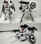 flag gattai gundam gundam_00 gundam_wing mecha model parody tallgeese wings