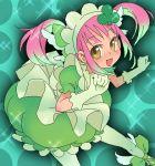 1girl amulet_clover clubs hinamori_amu kodansha lowres magical_girl minawa pantyhose shugo_chara! solo twintails
