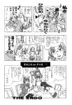 2k-tan 6+girls apple_inc. comic engrish glasses highres macintosh me-tan monochrome multiple_girls os-tan osx ranguage translation_request xp-tan