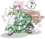 00s ground_vehicle heterochromia imai_kazunari jissouseki motor_vehicle rozen_maiden scooter suiseiseki vehicle what