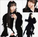 1girl cosplay multiple_views photo real_life rozen_maiden seiyuu seiyuu_connection suigintou tanaka_rie