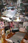 90s annotation_request card_captor_sakura charlotte_francia ema_(clovers) ema_(shirotsume_souwa) itou_noiji juni_argiano kero kinomoto_sakura komorebi_ni_yureru_tamashii_no_koe kouenji_ayana li_shuhua littlewitch no_humans ooyari_ashito otaku_room phill_junhers photo pillow poster_(object) quartett! sayu_(clovers) sayu_(shirotsume_souwa) shirotsume_souwa sui_(komorebi) tachibana_koharu toka_(clovers) touka_(shirotsume_souwa)