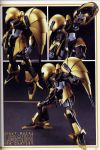 80s auge_(heavy_metal) heavy_metal_l-gaim highres mecha model oldschool photo