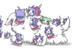 animalization dainamitee kantai_collection non-human_admiral_(kantai_collection) sakawa_(kantai_collection) suzuya_(kantai_collection)