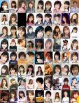1boy 6+girls akiya_tomoko asakawa_yuu asano_masumi asian censored chiba_chiemi chiba_saeko enomoto_atsuko fukui_yukari gotou_saori highres hirohashi_ryou honda_chieko horie_yui iizuka_mayumi ikezawa_haruna inokuchi_yuka inoue_nana kadowaki_mai kakazu_yumi kanai_mika kanda_akemi kaneda_tomoko kawakami_tomoko kawasumi_ayako kawata_taeko kimura_ikue kobayashi_sanae koorogi_satomi koshimizu_ami koshizumi_kozue koyama_kimiko kugimiya_rie kurata_masayo kuwashima_houko kuwatani_natsuko mamiya_kurumi matsuki_miyu matsuoka_yuki minagawa_junko mizuhashi_kaori mizuki_nana mochizuki_hisayo momoi_haruko morinaga_rika multiple_girls nakahara_mai nanri_yuuka nogawa_sakura nonaka_ai noto_mamiko ochiai_yurika ohmoto_makiko oomoto_maikio oomoto_makiko ootani_ikue orikasa_fumiko paku_romi photo profile real_life saitou_chiwa sakamoto_maaya sanada_asami seiyuu shima_ryouka shimizu_ai shimizu_kaori shintani_ryouko shiraishi_ryouko shiratori_yuri takahashi_chiaki tamura_yukari tanaka_rie tange_sakura toyoguchi_megumi ueda_kana wakamoto_norio yajima_akiko yamamoto_maria yuzuki_ryouka