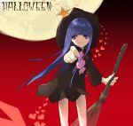 amamiya_ten'ya furude_rika halloween hat higurashi_no_naku_koro_ni witch_hat