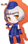 1girl atlus boots chibi elizabeth_(persona) gloves kei_jiei no_legwear persona persona_3 solo thigh-highs