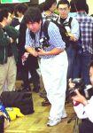 6+boys asian backpack bag black_hair camera glasses jpeg_artifacts multiple_boys otaku photo plaid randoseru real_life saizensen-kun short_hair truth what