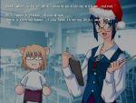 00s 2girls :3 animal_ears cat_ears christmas ciel game_cg multiple_girls nekoarc screencap takeuchi_takashi tsukihime type-moon visual_novel