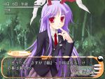 animal_ears crossover happiness! photoshop rabbit_ears reisen_udongein_inaba touhou translation_request watarase_jun
