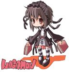 1girl book gothic gothic_lolita heppokokun lolita_fashion lowres nagato_yuki simple_background solo suzumiya_haruhi_no_yuuutsu