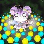 hamtaro komeiji_satori purple_eyes touhou violet_eyes y.w_(pixiv)