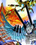 articuno highres mechanization moltres pokemon red_(pokemon) zapdos zoids