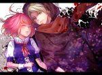 kakeru_yuiga koharu_(norn9) norn9 pink_eyes pink_hair yamika