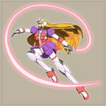energy_sword g_gundam gundam jumping long_hair mecha nobel_gundam ribbon sword weapon whip