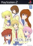 caro_ru_lushe clannad cover fate_testarossa game_console game_cover lyrical_nanoha mahou_shoujo_lyrical_nanoha playstation_2 takamachi_nanoha vita yagami_hayate yuuno_scrya