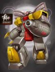 2016 arm_cannon autobot claws dated deviantart_username franciscoetchart insignia mecha omega_supreme robot science_fiction signature transformers visor watermark weapon web_address