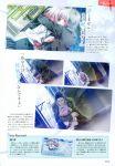 blue_eyes grey_hair koharu_(norn9) norn9 senri_ichinose teita yuiga_shirou