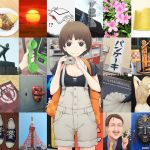 !? 2girls 3boys ^_^ ^o^ ahoge arm_up arms_up bag bangs banner bath_stool black_jacket black_shirt black_suit blazer blonde_hair blood blue_shoes blue_sky blurry bolt bowl_cut breasts brown_eyes brown_hair buttons camera checkered cleavage closed_eyes closed_mouth clouds cloudy_sky collage collage_background cowboy_shot depth_of_field digital_camera directional_arrow dress_shirt earrings english faceless faceless_female faceless_male facial_hair facing_away flower folding_sign food footprints formal from_above from_behind from_below grass grey_eyes grey_eyes grey_pants hair_slicked_back hand_up hands_in_hair hands_up hatching_(texture) head_out_of_frame highres holding holding_camera holding_phone hole hole_in_wall index_finger_raised jacket jewelry kotatsu laces leaf lineart long_hair long_sleeves looking_at_viewer looking_away lying machine mask medium_breasts multiple_boys multiple_girls mushroom mustache necktie nervous nobori on_back open_mouth orange_sky original out_of_frame outdoors overalls panties pants phone plant plate pocket pointing pointing_finger pointing_forward purple_flower purple_shirt railing red_sky ribbon ringed_eyes road road_sign shirt shoes short_hair short_sleeves shoulder_bag sign simple_background sky sleeveless sneakers solo_focus spiral_staircase stairs standing statue stool street suit sun sunset sweatdrop table tassel tengu_mask text tile_wall tiles tokyo_tower topless traffic_cone traffic_light translation_request triangle_mouth under_kotatsu under_table underwear underwear_only wavy_mouth white_flower white_panties white_ribbon wing_collar wooden_floor yajirushi_(chanoma) yellow_necktie